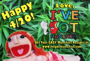 Happy 420 MJ IGM