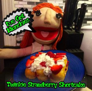 Twinkies Strawberry Shortcake