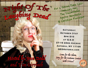 Night Of the Laughing Dead QED Jenn Dodd2
