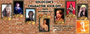 SOLOCOM Character KickOFF FB
